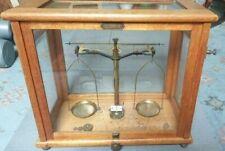 W & J George Ltd Birmingham -  Vintage Chemist's Apothecary Scales