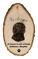 Outdoor Welcome Sign (Tb) - Boykin Spaniel 51462