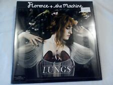 Florence & The Machine pulmones Totalmente Nuevo Sellado Lp de vinilo disco