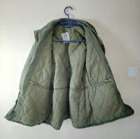 Israel IDF Army  Vintage Coat Excellent Condition. Medium Size RARE