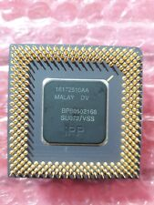Vintage CPU Intel iPP BP80502166 with cooler