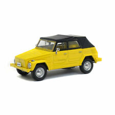 "Solido Volkswagen VW 181 (""The Thing"") 1971, 1:43 - Negro/ Amarillo"