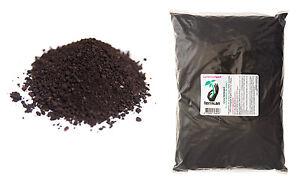 Lombricompost pur vermicompost TERRALBA 1kg-2L déjections vers de terre TCO