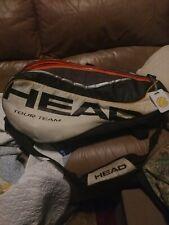 HEAD Tour Team Tennis BACKPACK CLIMATE CONTROL TECHNOLOGY SHOULDER STRAP/HANDLE