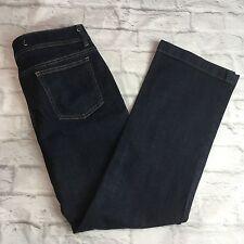 Jones New York Jeans 8 Stretch Sport Dark Wash 32x28 32 28