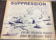 """Vietnam Era Military """"Suppression� Poster"""