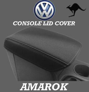 VOLKSWAGEN AMAROK NEOPRENE CONSOLE LID COVER (WETSUIT FABRIC) NOV 2011-CURRENT
