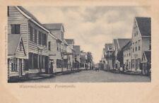 Watermolenstraat , Paramaribo , Suriname , 1890s-1907