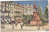 LILLE - Place Richebé - Statue du Général Faidherbe   ( i 696)