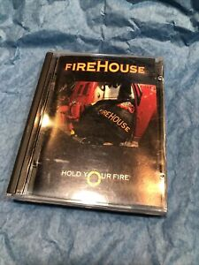MiniDisc  FIREHOUSE HOLD YOUR FIRE MD very rare hard rock