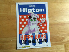 2015 WACKY PACKAGES 5 X 7 POLITICAL PARODY ART PRINT POSTCARD HIPTON 54 OF 99