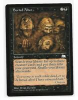 Buried Alive Weatherlight NM-M Black Uncommon MAGIC THE GATHERING CARD ABUGames