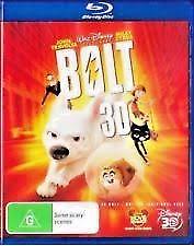 Bolt 3D Blu Ray Brand New.