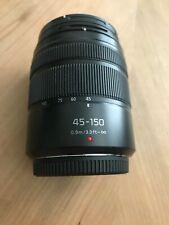 Lens Panasonic H-FS45150AK 45-150mm F4.0-5.6 New