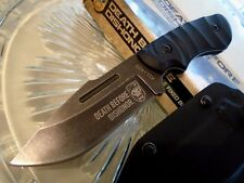 Death Before Dishonor Lil Giant Combat Hunter Boot Knife Full Tang Kydex 3316 7""