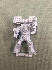 Space Marine ciclón lanzador Terminator Armour fuera de imprenta Rogue Trader 40k warhammer