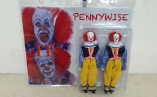 Distinctive Dummies It Pennywise Figure 2pk smiling and angry