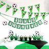 OurWarm Football Soccer Game Ideas Football Banner Football Theme Party Decor
