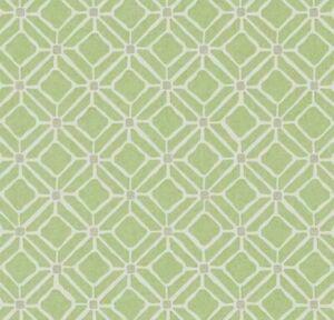 Sanderson Fretwork Apple Non-Woven Wallpaper 213721 Batch AA1