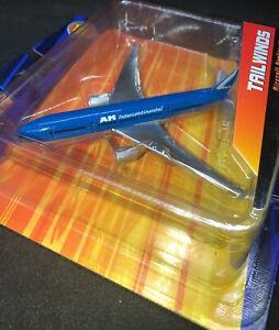 NIB Adventure Force Tail Winds Boeing 777-200, Aircraft Replicas,Die Cast,Planes