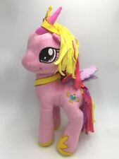 "My Little Pony Princess Cadence Funrise Plush Pink Large 14"" Unicorn Pegasus"
