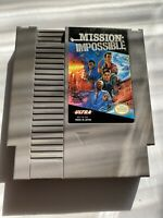 Mission: Impossible Nintendo Entertainment System NES Cartridge Only