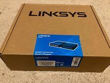 Linksys Gigabit Router Lrt214 - New - In Box - Unopened