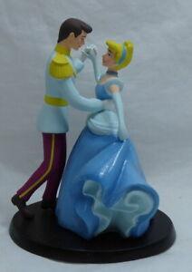 Disney Enesco Enchanting A29341 Cinderella Prinz Tortenfigut Cake Topper Figur