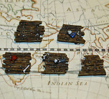 Pirate Planks 25mm Inserts for 30mm Resin Bases (5) Profane Creations
