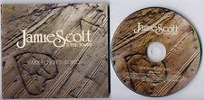 JAMIE SCOTT & THE TOWN Park Bench Theories 5trk promo sampler CD