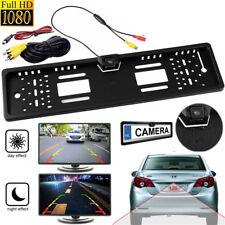 170° 4 LED Rückfahrkamera Einparkhilfe Nachtsicht Nummernschild Kennzeichen
