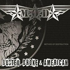 MOD - Busted Broke And American [CD]
