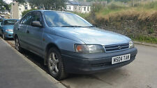 TOYOTA CARINA E 1995 BACK,REAR DOOR DRIVERS SIDE,LEFT O/S/ R BREAKING,PARTS