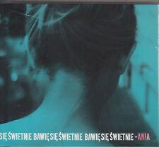 DĄBROWSKA ANIA - BAWIĘ SIĘ ŚWIETNIE [2CD] EDYCJA SPECJALNA / POLISH CD