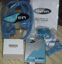 Gefen DVI w/AUDIO to HDMI BRAND NEW