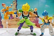 Dragonball SUPER BROLY SAIYAN GOD movie figure US seller BANDAI SHF