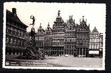 Ansichtskarte AK, vermutlich vor 1945,Antwerpen Groote Marktplaats, Belgien