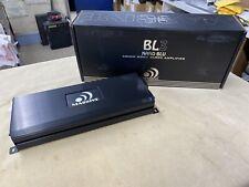 Massive Audio BL3 BLU Mono Car Marine Waterproof Amplifier 2800W 1 Ohm - NEW Amp