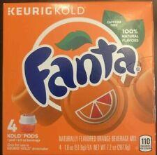 Keurig Kold FANTA ORANGE Pods for KEURIG KOLD
