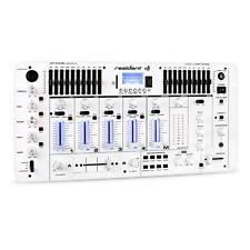 4 KANAL BLUETOOTH USB SD DJ MISCHPULT PARTY SOUND MIXER RACK MISCHER 10 BAND EQ