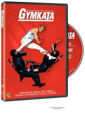 GYMKATA (1985 Edward Bell, Kurt Thomas)   DVD - UK Compatible -sealed