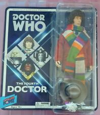 Doctor Who Fourth Doctor Retro Action Figure