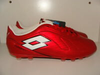 YOUTH KIDS LOTTO FUTURA 500 FG JR SOCCER CLEATS SIZE 5 NWB
