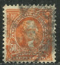 U.S. Postage stamp scott 310 - 50 cent Jefferson issue of 1903