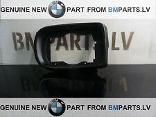 NEW GENUINE BMW E39 E38 DOOR SIDE REAR VIEW MIRROR-MIRROR TRIM LEFT 51168213225