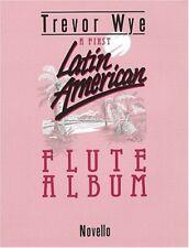 A First Latin American Flute Album (flute & Piano)