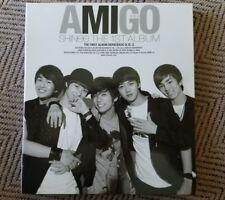 Shinee AMIGO - The 1st Album Repackage (SMCD175) - S.M. Entertainment 2008