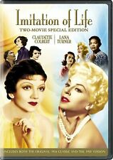 Imitation of Life 2-Movie Collection Dvd New