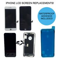 iPhone 6 6s 7 8 PLUS X XR XS 11 LCD Display Touch Screen Digitizer Replacement