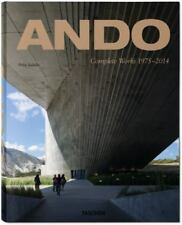 Ando - Complete Works, 1975-2014 by Tadao Ando (2014, Book, Other)